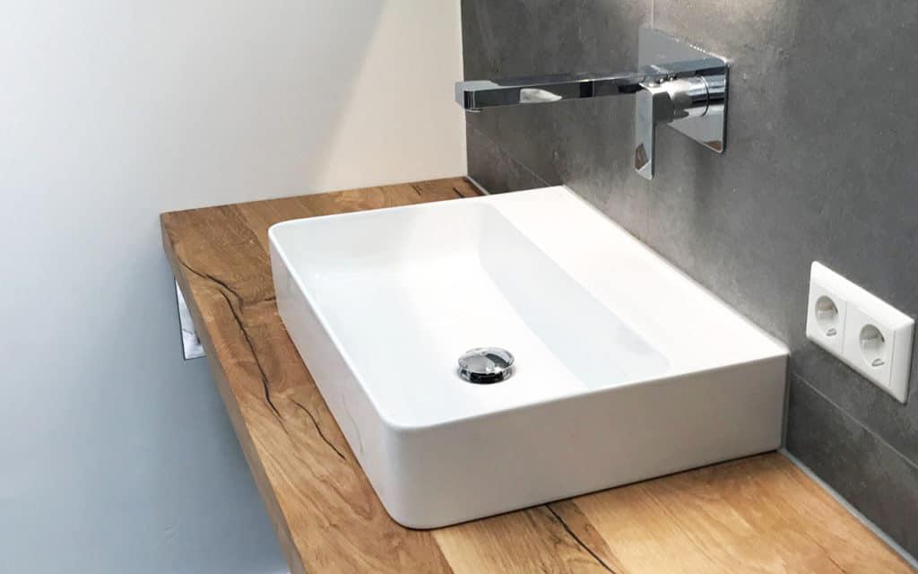Vorteile einer Waschtischplatte