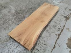 Waschtischplatte Eiche 180 Holz Rustikal gebürstet geölt
