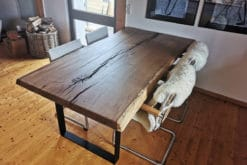 Besondere Tischplatten