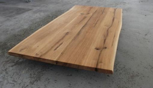 eichentischplatten massiv-240x100-cm
