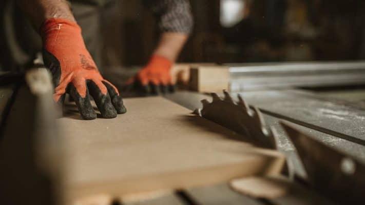 tischplatte eiche handarbeit